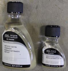 Winsor Newton Varnish Oil 250ml Satin