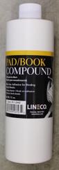 Lineco Pad / Book Compound 12oz