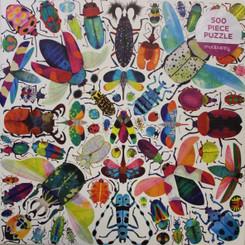 Puzzle 500 pieces Kaleidoscope Beetle