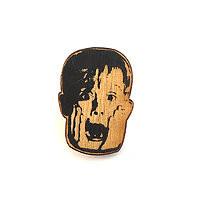 Wood Pin Face McCaully Culkin