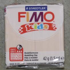 Staedtler Fimo Kids Oven Bake Clay 42g (1.5oz) Pale Pink