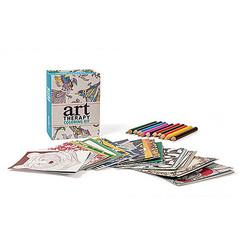 Teeny-Tiny Art Therapy Colouring Kit