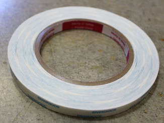 Be Creative Double Sided Tape 3mmx25m Roll
