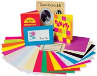 Cardstock Colour Assortment 100pk