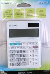Sharp Calculator EL310WB