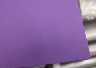 """Canson Colourline Pastel Paper 19.5x25.5"""" 92lb  Violet"""