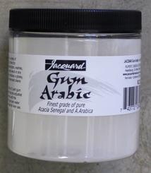 Jacquard Gum Arabic Powder 4oz