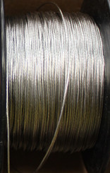Picture Wire Braided Coated by the foot #2  15lb  PER FOOT