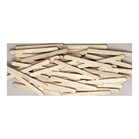 Creativity Street Craft Sticks Thin Natural 150pk