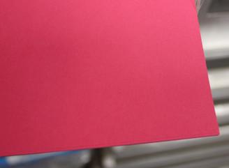 """Canson Colourline Pastel Paper 19.5x25.5"""" 184lb  Fuchsia"""