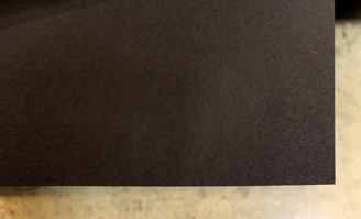 """Canson Colourline Pastel Paper 19.5x25.5"""" 184lb  Black"""