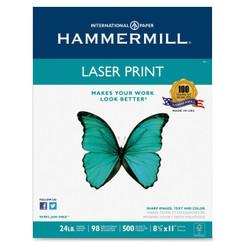 HammerMill Paper 24lb 500pk 8.5x11