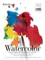 Strathmore Watercolour Pad 9x12 90lb