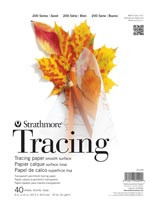 Strathmore Tracing Paper Pad 9x12