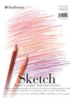 Strathmore Sketchbook 9x12 100pg