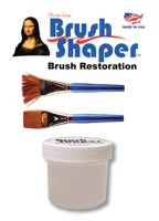 Speedball Brush Shaper & Restorer