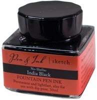Pen & Ink Fountain Pen Ink Black