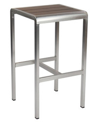 Sid Backless Bar Stool