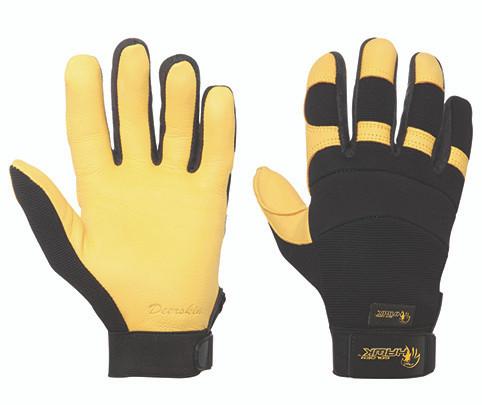 Gardening Glove Leather Mechanix