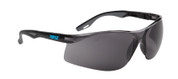 Topaz Safety Glasses- Smoke