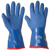 PVC Coated Chemical Glove - Winter Power Shield