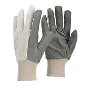 Vinyl Impregnated Cotton Glove