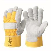 Leather Palm Work Glove