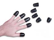 Finger Tip Crush Protectors to Make Gloves Crush Proof single unit