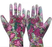 Lightweight Polyurethane Coated Women's Garden Glove