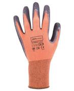 Bamboo Latex Dip Garden Glove
