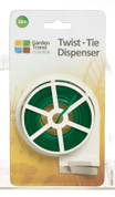 Plant Support Ties Dispenser 30m Green