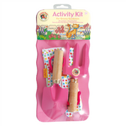 Little Pals Garden Activity Kit - Pink