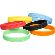 Mozzigear Mosquito Bands - Kids Size 6 Pack