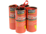 Pest-Stop Fly Papers 4 pack
