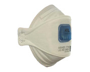 Flat Fold P2 Respirator - Box of 10