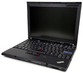 Lenovo Thinkpad X200 Front Left View