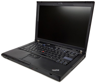Lenovo Thinkpad T61 Front View