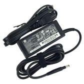 HP 65W AC Adapter Front View
