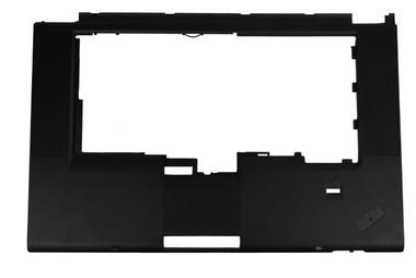 Palmrest & Keyboard Bezel with Fingerprint Reader Slot Top View