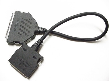 Media-Bay Cable Side View