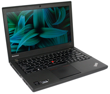 Lenovo Thinkpad X240 Gallery View