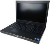 "Dell Precision M4800, Quad Core i7 4900MQ, 8G RAM, 256G SSD, 15.6"" (1920x1080), Nvidia K2100M,  W7 Pro, DVDRW, ExpressCard/54"