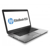 "HP Elitebook 850 G1 i5 4300U 1.9GHz 4G 180G SSD 15.6""HD CAM WiFi BT Finger Reader Win 7 Pro - Laptop"