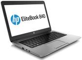 "HP Elitebook 840 G1, i5-4200U, 4G RAM, 250G HDD, 14"" (1600x900), Webcam, Fingerprint Lock, Win 10 Pro 64 (E3W28UT)"