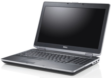 Dell Latitude E6530 Front Right View