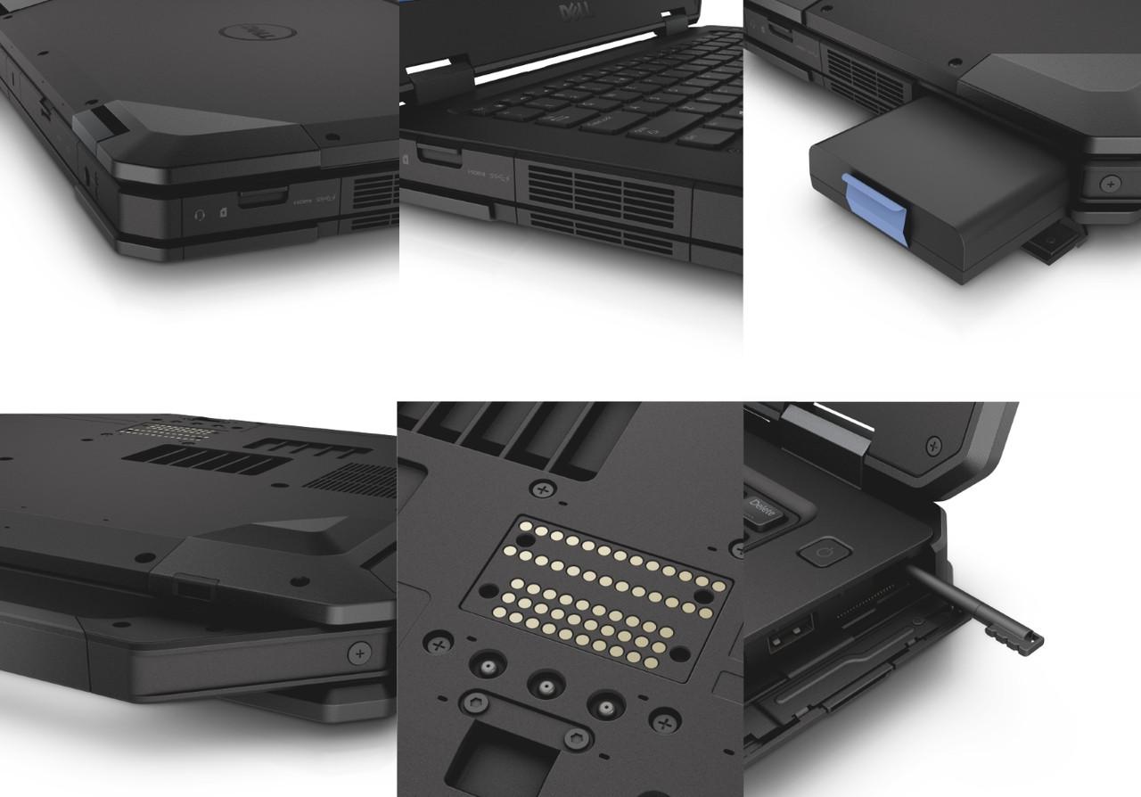Dell Latitude 5404 Rugged, i5-4310U, 8GB/256GB SSD, 14