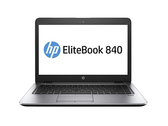 "Hp Elitebook 840 G3 i5 6300U 2.4GHz 8G 256G SSD 14""FHD CAM WiFi BT W10 Pro - Laptop"