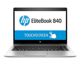 "Hp Elitebook 840 G3 i5 6300U 2.4GHz 8G 256G SSD 14""FHD TOUCH CAM WiFi BT W10 Pro - Laptop"