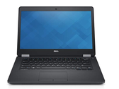 "Dell Latitude E5470 i7 6820HQ 2.7GHz 16G 500G 14""HD CAM WiFi BT W10 Pro - Laptop"
