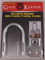 Gate lock GM P4004